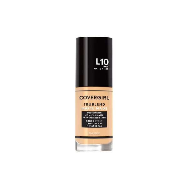 TruBlend Matte Made Liquid Foundation {variationvalue}