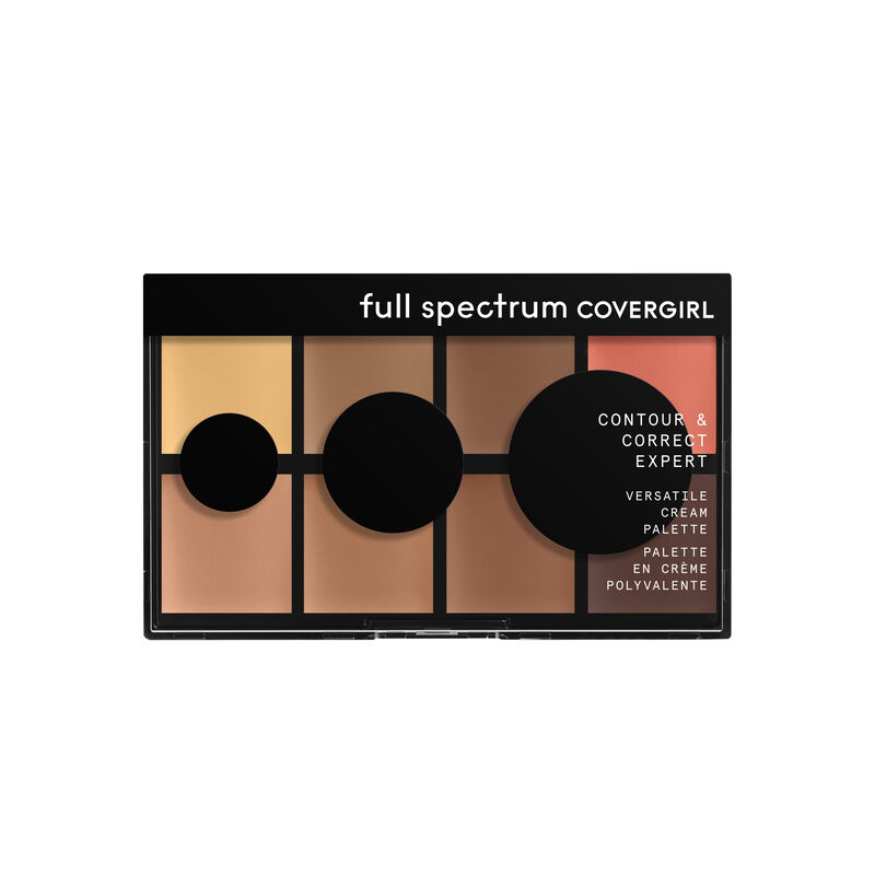 Full Spectrum Contour & Correct Expert- Cream Palette {variationvalue}