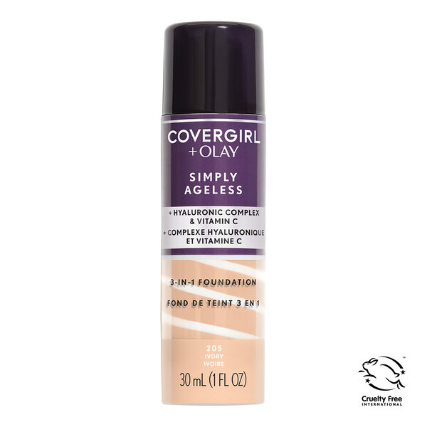 COVERGIRL+Olay Simply Ageless 3-in-1 Liquid Foundation {variationvalue}