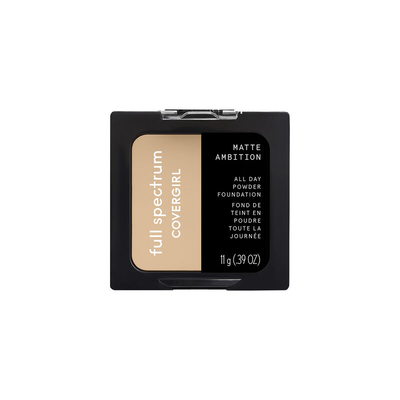Full Spectrum Matte Ambition- All Day Powder Foundation {variationvalue}